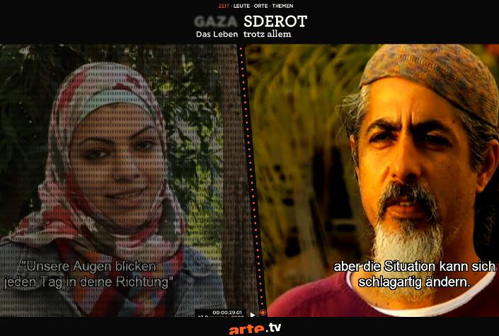 Gaza / Sderot - Life In Spite of Everything