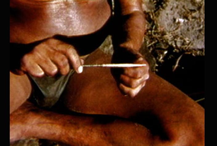 !Kung Bushmen Hunting Equipment
