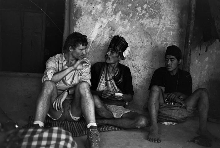Schamanen im Blinden Land