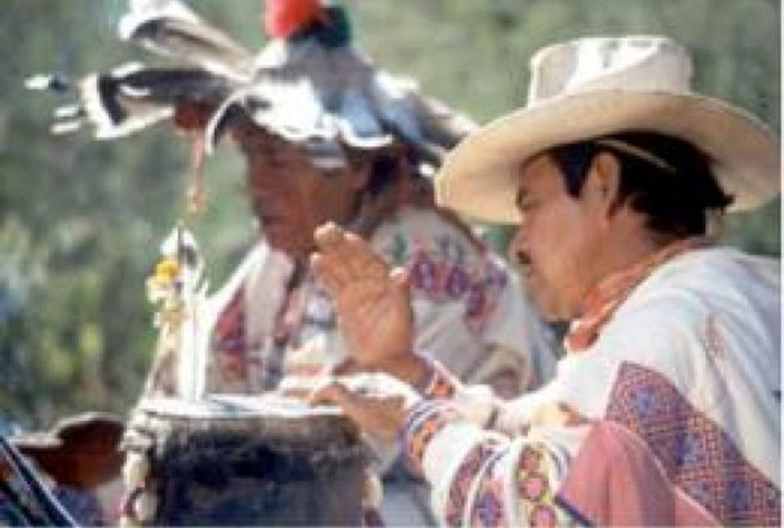MARA 'ACAME - CANTADOR Y CURANDERO