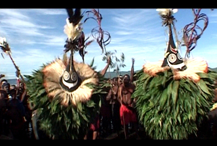 THE MADEN'S PAPUA NEW GUINEA