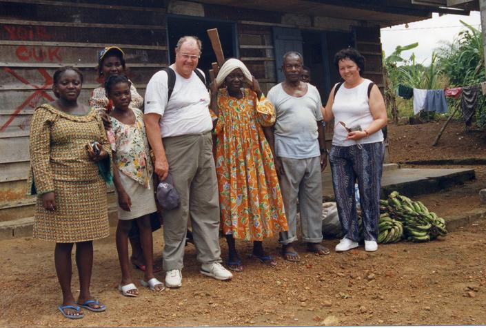 LE MARIAGE EN AFRIQUE – AFRICAN WEDDING