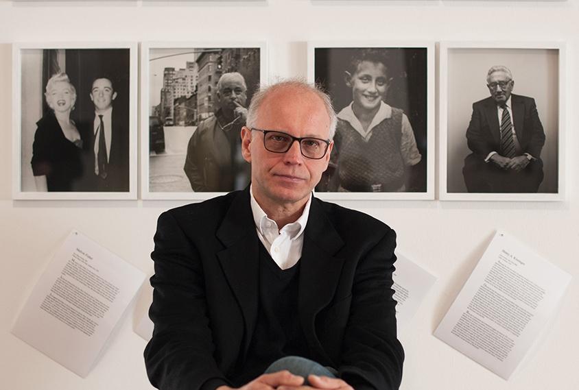 Ausstellung - Reiner Leist: American Portraits