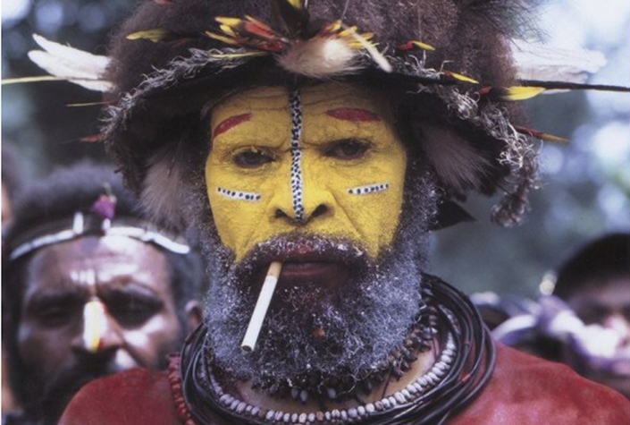 Waiting for Jesus, the Gospel according to the Papuans