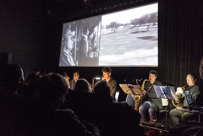 Film concert: Survival Strategies
